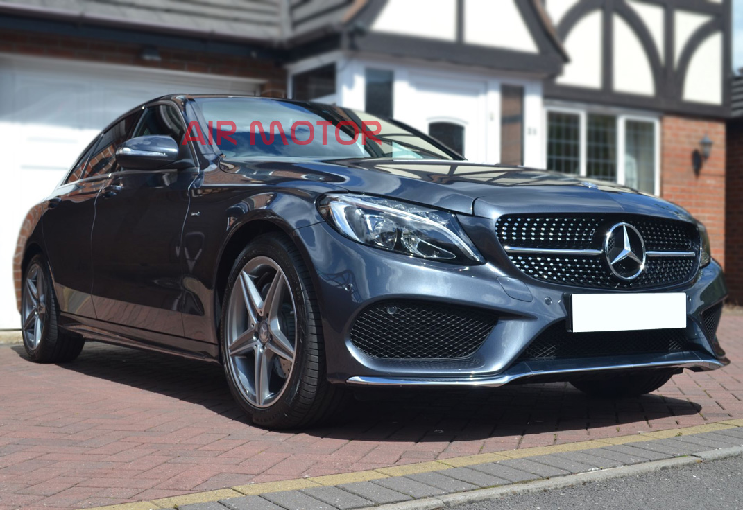 2015 mercedes benz w205 c class c63amg type piano black for Types of mercedes benz c class
