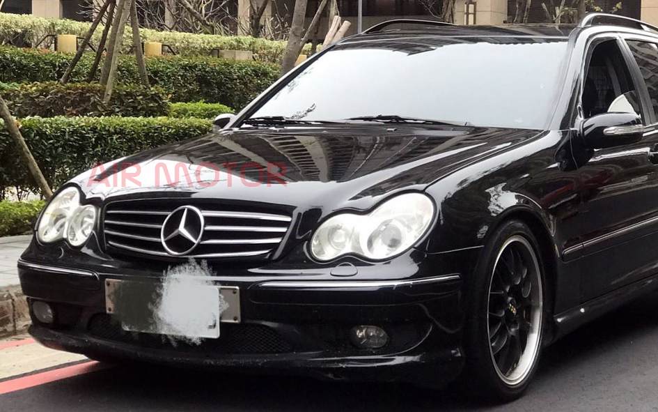Front Grille For 03 06 Mercedes Benz W211 E Class Piano